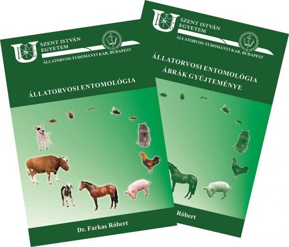 állatorvosi helminthológia és entomológia)
