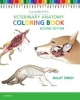 Veterinary Anatomy Coloring Book, 2nd Edition